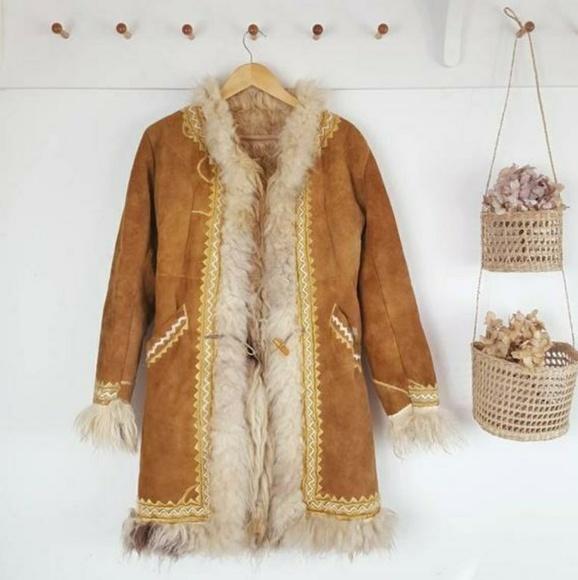 The Afghan Coat